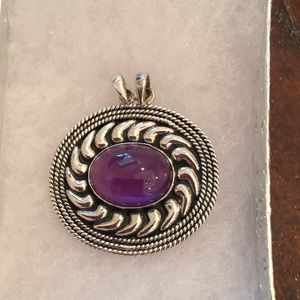 Jewelry - Amethyst pendant